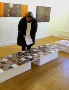 Utställning av Britt-Marie Hansson och Elisabeth Hallgren