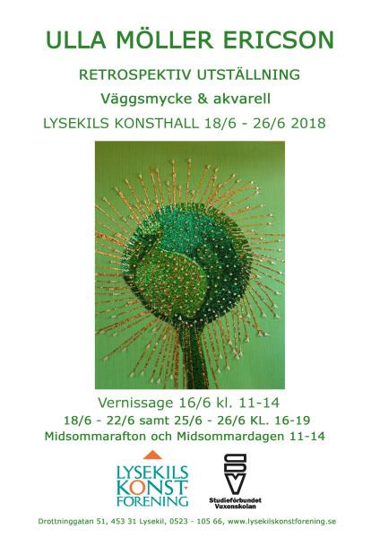 Affisch Ulla Möller