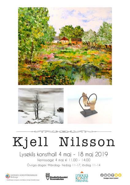 KK Kjell nilsson affisch A3.indd