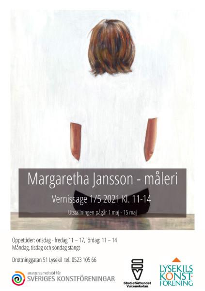 affisch Margaretha Jansson 3 kopiera