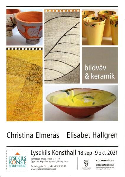 Affisch Hallgren Elmerås